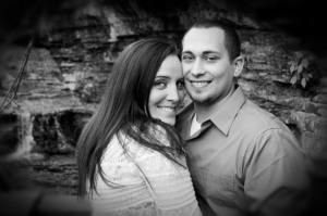 Lauren Brown and Josh Bender