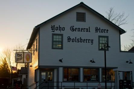 Yoho General Store in Solsberry, IN.