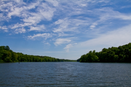 Yellowwood Lake.